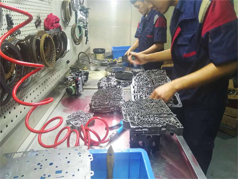 豐田雷凌變速箱維修-減少反復維修