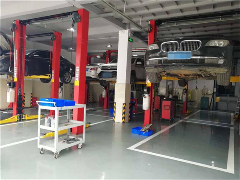 gl8变速箱维修-自动变速箱精修-无尘车间