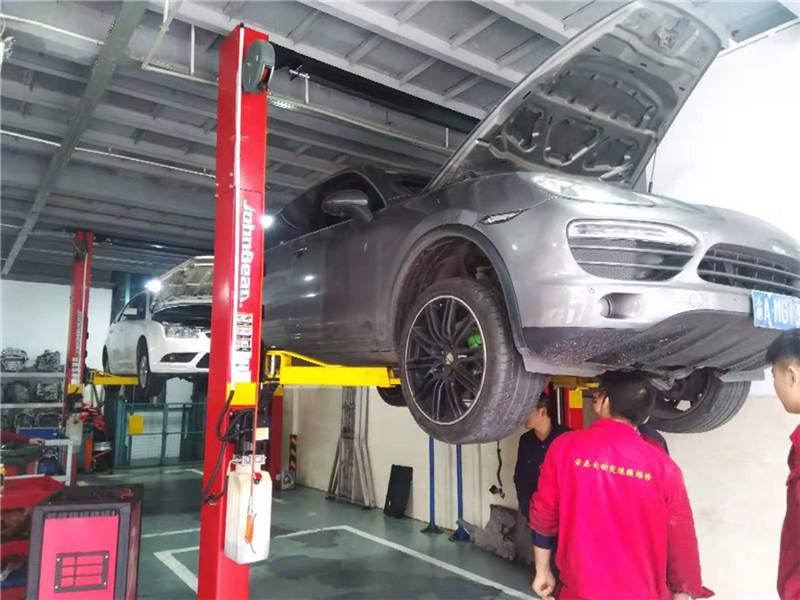 维修福特变速箱-减少反复维修