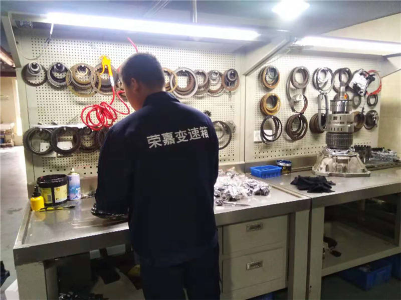 福特变速器维修-专业精工维修-透明流程