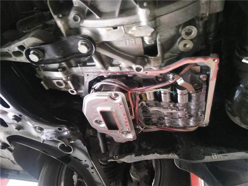 荣威550波箱维修-德标工艺技术保证