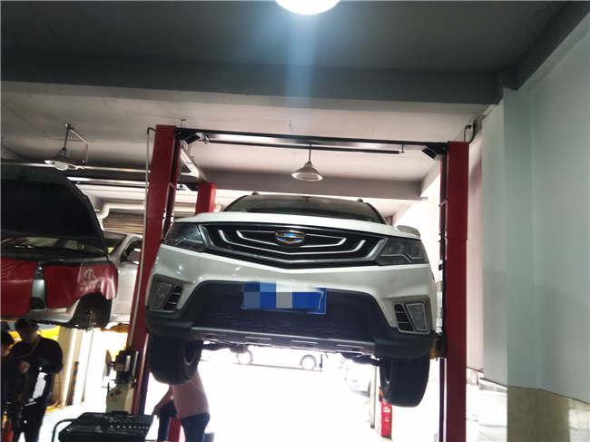 奥迪a4汽车自动汽车变速箱维修